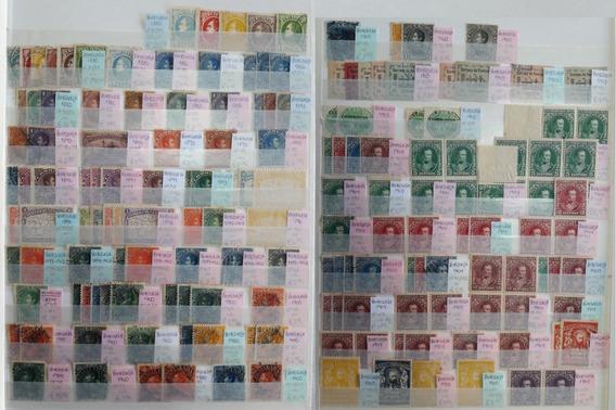 Venezuela Importante Colección 2283 Sellos En Clasificador