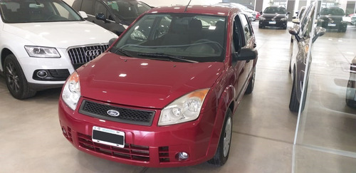 Ford Fiesta 1.6 Ambiente Plus Mp3 2008 Impecable