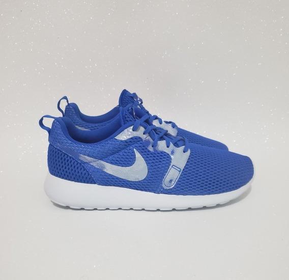 Tênis Nike Roshe One Hyperfuse Breathe Azul Masculino
