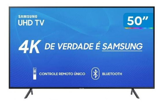 Smart Tv 4k Led 50 Samsung Un50ru7100 Wi-fi-hdr 3 Hdmi 2