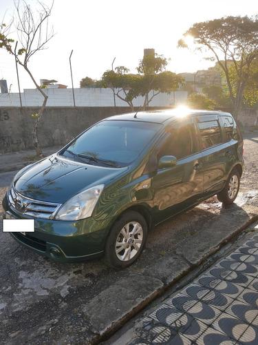 Nissan Livina 1.6s 2012/2013