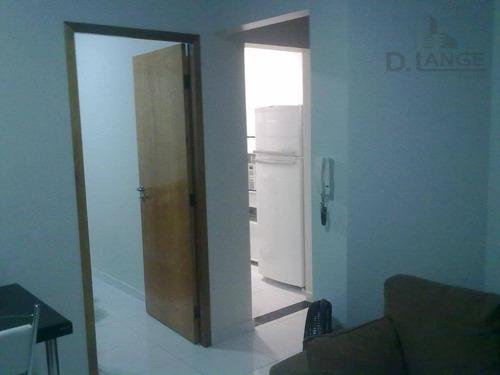 Imagem 1 de 10 de Apartamento Residencial À Venda, Botafogo, Campinas. - Ap16125