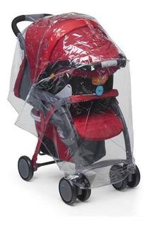 Cobertor Protector Lluvia Y Viento Cochecitos Bebe Universal