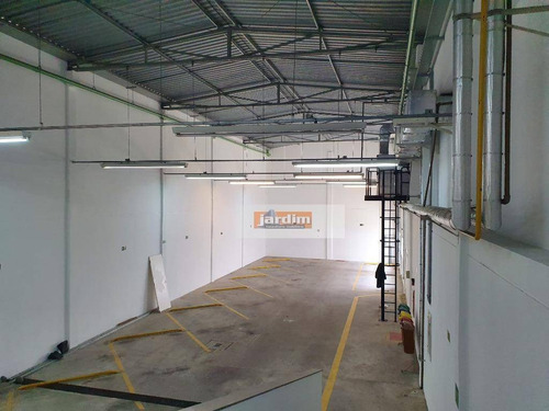 Prédio Para Alugar, 844 M² Por R$ 18.000,00/mês - Vila Valparaíso - Santo André/sp - Pr0139