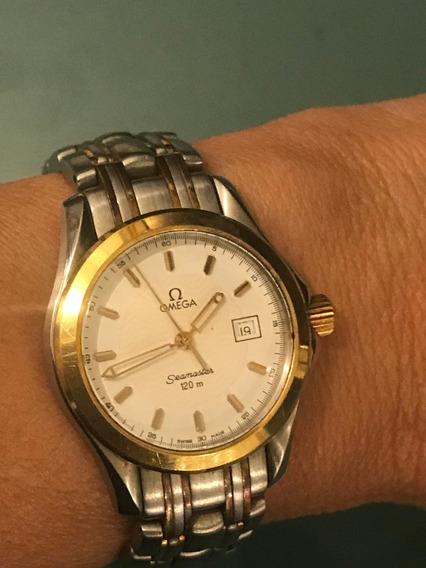 Relógio Omega Sea Master Feminino