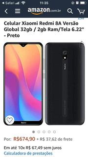 Smartphone Redmi 8a