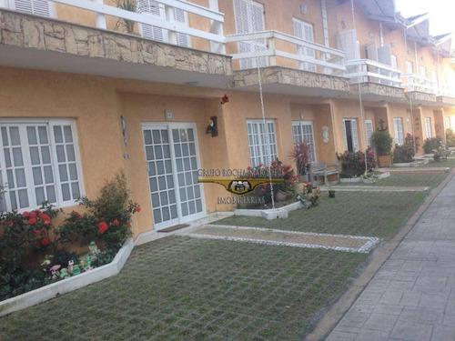 Casa Com 3 Dormitórios À Venda, 92 M² Por R$ 460.000,00 - Maitinga - Bertioga/sp - Ca0671