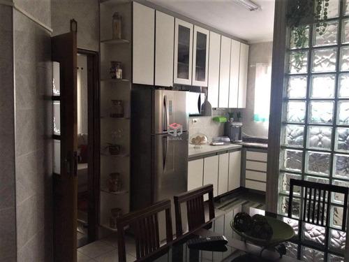 Apartamento À Venda, 2 Quartos, 1 Vaga, Piraporinha - Diadema/sp - 90076