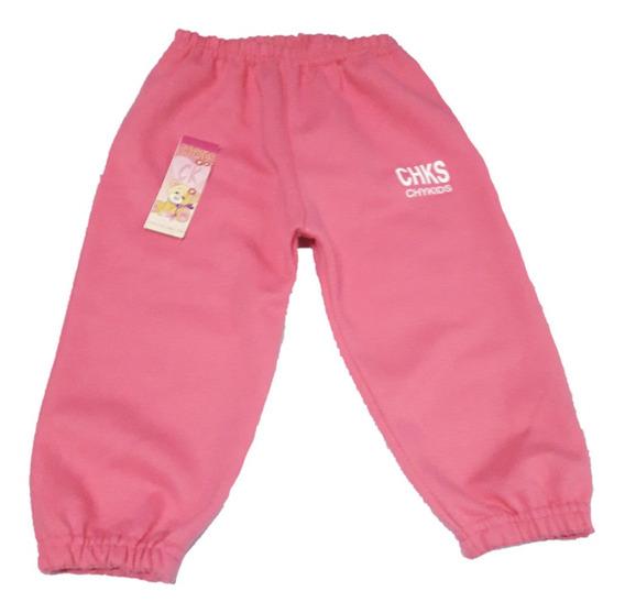 Pack X4 Pantalon Jogguin De Bebé Con Puño Friza .
