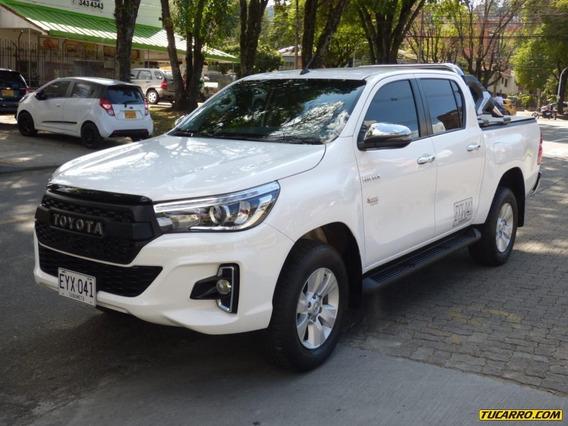 Toyota Hilux Hilux 2.4 Td 4x4