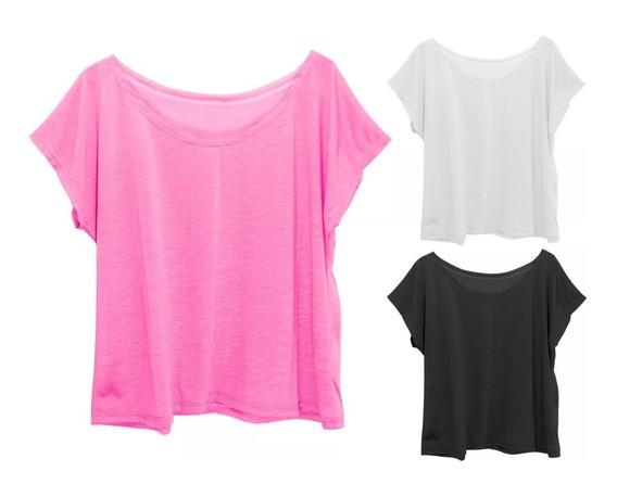 Blusa T-shirt Manga Japonesa Fitness Plus Size Lisa
