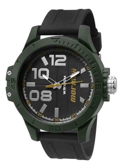 Relógio Mormaii Masculino Wave Mo2035id/8y Verde Oferta