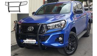 Tumbaburro Defensa Burrera Toyota Hilux 16/19