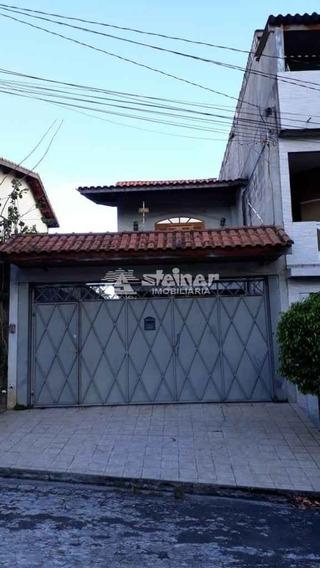 Venda Sobrado 3 Dormitórios Parque Flamengo Guarulhos R$ 450.000,00 - 34752v