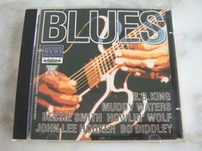 Cd Blues Audio News Collection Usado Em Bom Estado De Conser