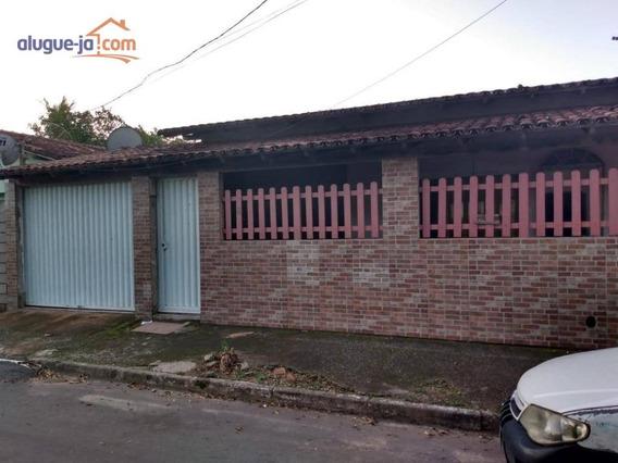 Casa À Venda Por R$ 450.000 - Jacaraípe - Serra/es - Ca1842