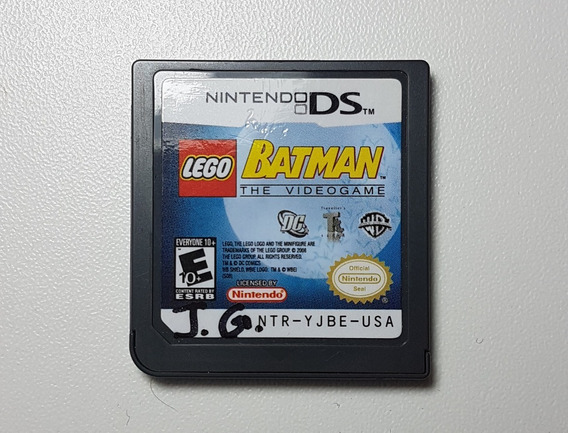Lego Batman The Video Game Nintendo Ds