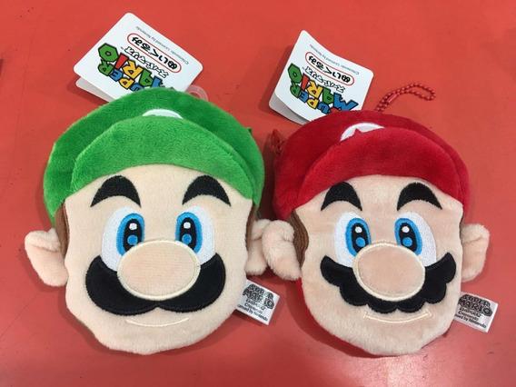 Mario Bros O Luigui Monedero Hermoso