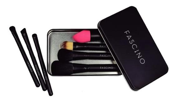 Fascino My Beauty Tools Set 7 Brochas Maquillaje