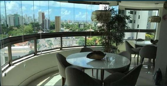 Apartamento Em Casa Forte, Recife/pe De 125m² 4 Quartos À Venda Por R$ 880.000,00 - Ap297583