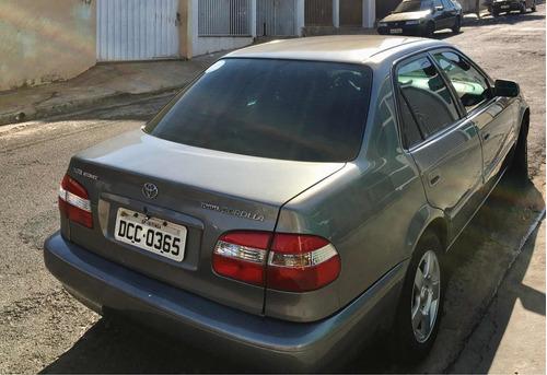 Imagem 1 de 9 de Toyota Corolla 2001 1.8 16v Xei Aut. 4p