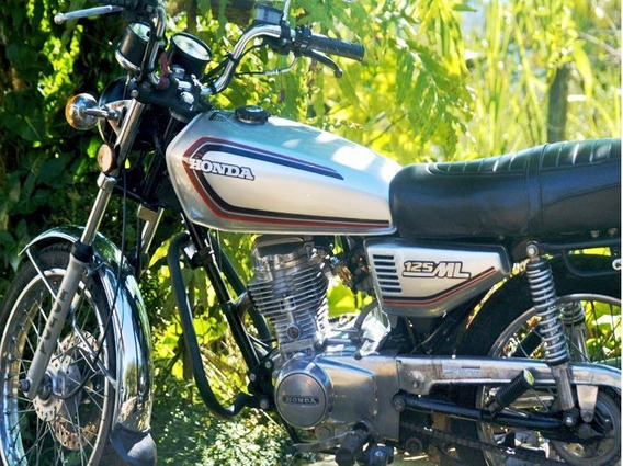 Honda Ml 125 82 Clássica