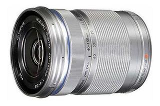 Lente Olympus Macro Focus 40-150mm F4.0-5.6 R -plata