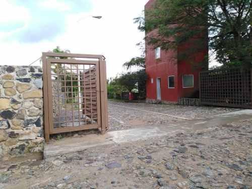 Venta Terreno Para Casa De Descanso En Huaxtla Fraccionamiento Privado