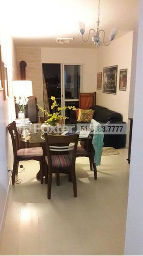 Imagem 1 de 9 de Apartamento, 2 Dormitórios, 57 M², Marechal Rondon - 154630