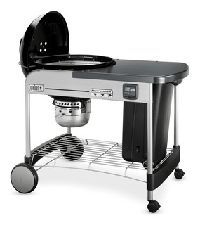 Weber 15401001 Performer Premium Charcoal Grill, 22-inch