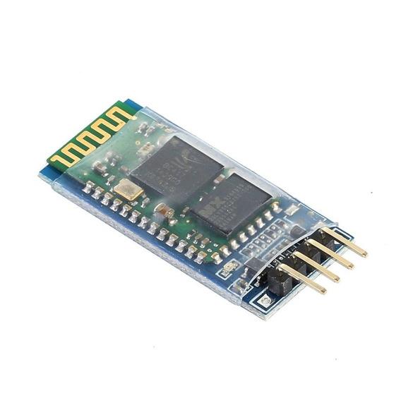 Módulo Bluetooth Rs232 Para Arduino Hc-06 Robotica