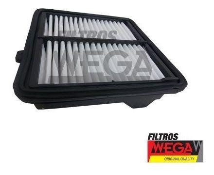 Filtro De Ar Honda City 1.5 16v 09/../13 Fit 1.5 16v 09/ (ob