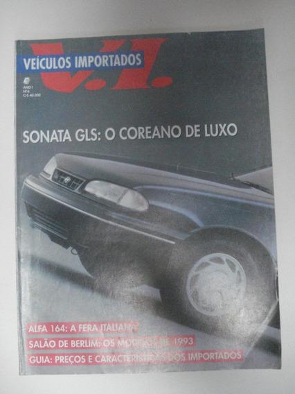 Revista V. I Hyundai Sonata Alfa 164 Lumina Kawasaki Vulcan