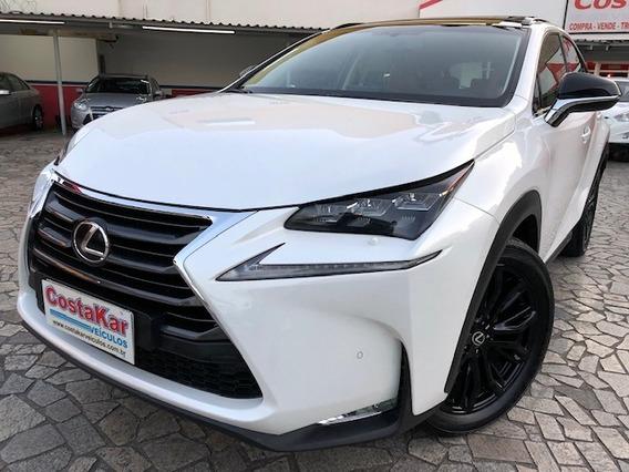 Lexus Nx 200t 2.0 4x4 Turbo Gasolina Automático