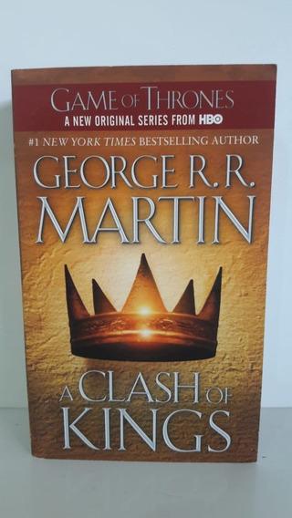 Livro A Clash Of Kings Inglês
