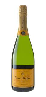 Champagne Francês Brut Veuve Clicquot Garrafa 750ml