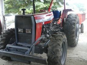 Trator Agrícola Massey Ferguson 290 4x4 - 1982
