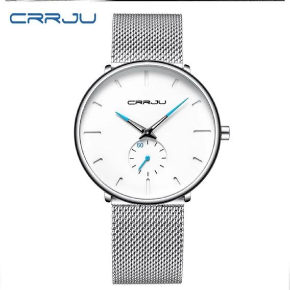 Relógio Crrju Unisex Lancamento 2019 (c/nf)