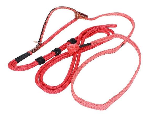 Corda De Montaria Fábio Ribeiro Mista Mão Direita Vermelha 2