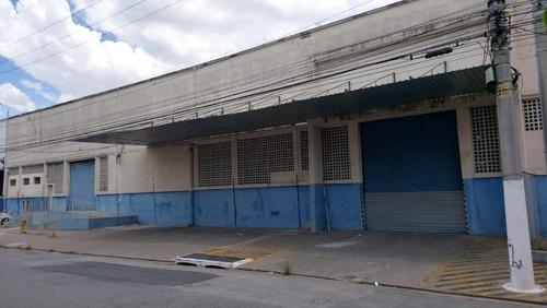 Galpão Para Alugar, 2950 M² Por R$ 80.200,00/mês - Vila Leopoldina - São Paulo/sp - Ga0393