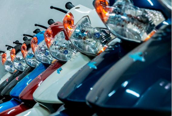 Moto 110 Motomel Blitz Promo Contado 2020