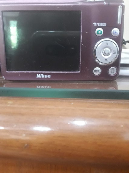 Camara Nikon Coolpix S220 Para Reparar $ 1.100
