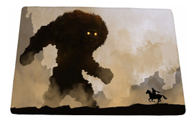 Mouse Pad Gamer Shadow Of The Colossus - 25x35cm