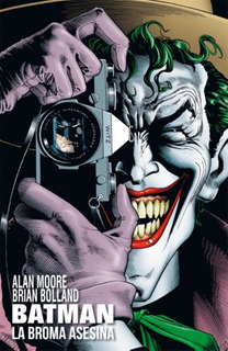 Batman La Broma Asesina Comic El Origen Del Joker