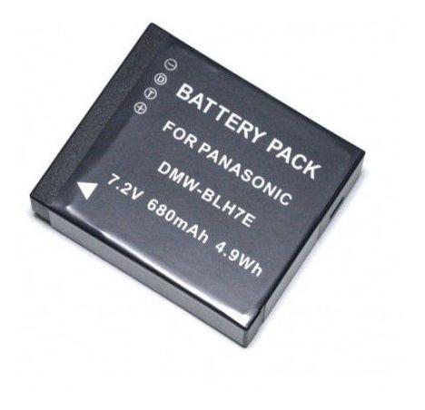 Bateria Dmw-blh7 Para Panasonic Dmc-gm1 Dmc-gm5