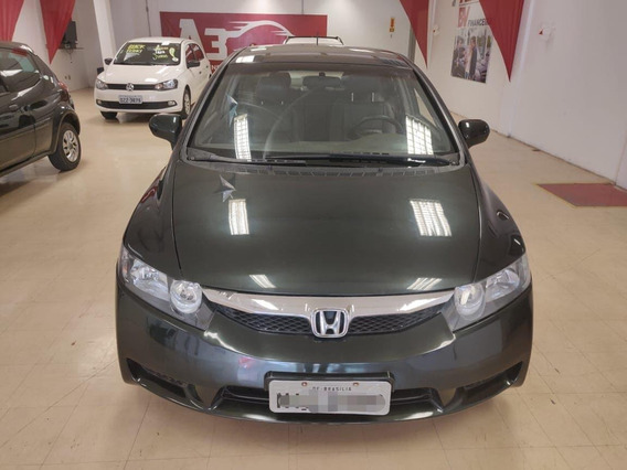 Civic Lxs Auto 1.8 Flex 2009