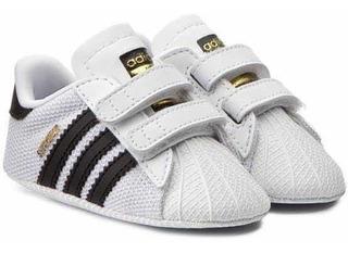 Tenis adidas Originals Superstar Crib S79916 White Black