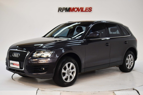 Audi Q5 2.0. Luxury Stronic Cuero 2009 Rpm Moviles