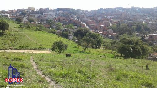 Área De 12.698 Para Construção De Condomínio Ou Prédios À Venda, Jardim Maria Cecília, Ferraz De Vasconcelos. - Ar00004 - 34651257