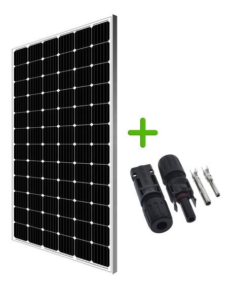 Panel Solar 380w Monocristalino Fotovoltaico Conector Mc4